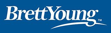 Brett Young logo