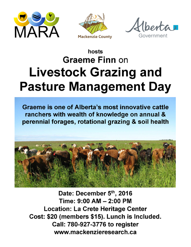 Workshop on Rotational grazing and pasture management